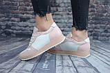 Женские кожаные кроссовки/кеды Guess  ;►Размеры [39], фото 4