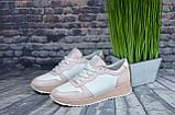 Женские кожаные кроссовки/кеды Guess  ;►Размеры [39], фото 6