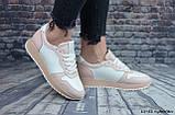 Женские кожаные кроссовки/кеды Guess  ;►Размеры [39], фото 7