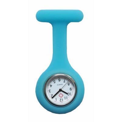 Colorful Силиконовый Доктор Фоб Часы карманные медсестры с застежкой - 1TopShop