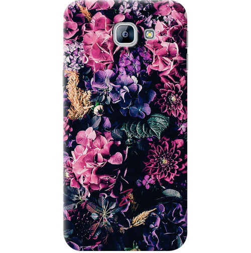 Чехол на Samsung Galaxy A8 2016 Bloom
