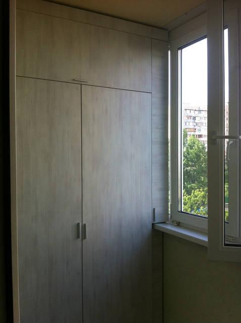 Шкаф на балкон 46