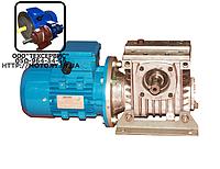 Мотор-редукторы червячные МЧ-63-35,5 об/мин с электродвигателем 0,55 кВт