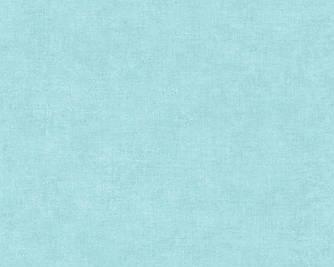 Обои однотонные пастельного голубого оттенка  367209