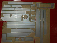 Декор салона под алюминий AUDI 100 A-6 1990-1998 г.в.