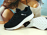 Женские кроссовки Ditof Neo черные 38 р., фото 5