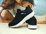 Женские кроссовки Ditof Neo черные 38 р., фото 4