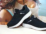 Женские кроссовки Ditof Neo черные 38 р., фото 7
