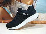 Женские кроссовки Ditof Neo черные 38 р., фото 8