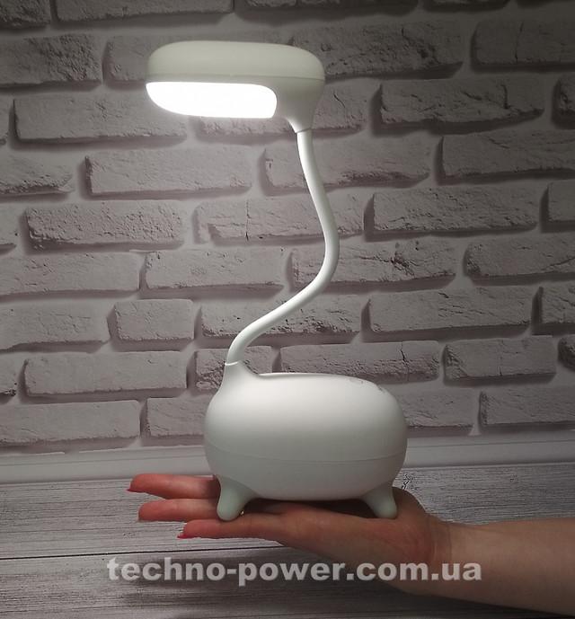 Детская настольная LED лампа Remax Deer LED Lamp RT-E315