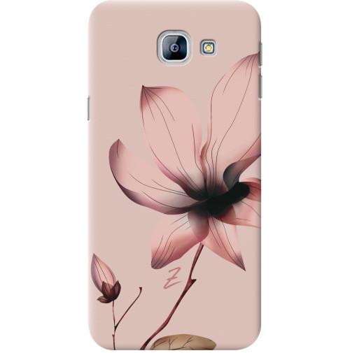 Чехол на Samsung Galaxy A8 2016 Blossom