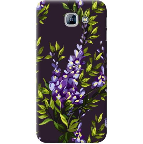 Чехол на Samsung Galaxy A8 2016 Violet