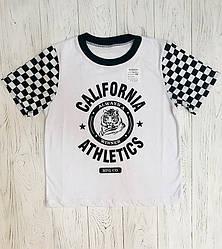 Летняя футболка для мальчика подростка Калифорния опт