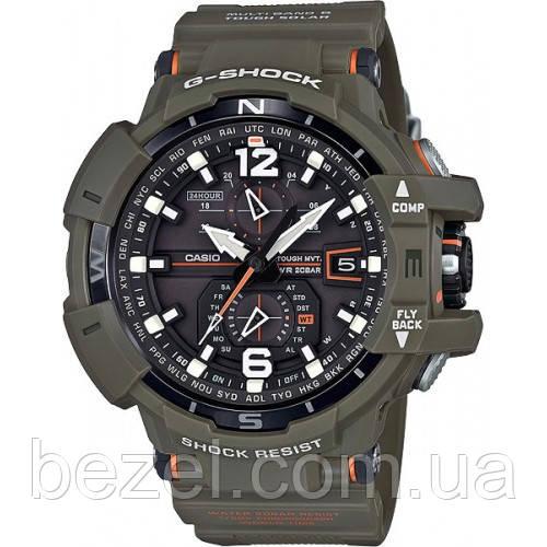 Мужские часы Casio  GW-A1100KH-3A