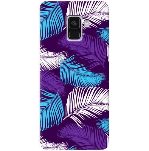 Чехол на Samsung Galaxy A8 2018 Tropik