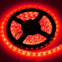 Светодиодная лента SMD 5050 60 LED/m IP20 красная