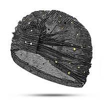 ЖенскоеВинтажЭтническийстильИндийскийтюрбан Cap На открытом воздухе Гибкое оголовье - 1TopShop, фото 2
