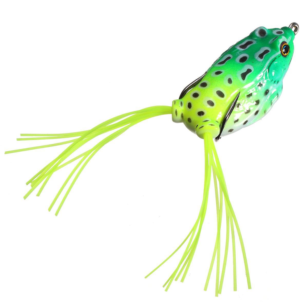 Рыбалка приманки мягкие приманки лягушка лягушка полого тела мягкой приманки рыболовные снасти - 1TopShop