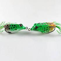 Рыбалка приманки мягкие приманки лягушка лягушка полого тела мягкой приманки рыболовные снасти - 1TopShop, фото 3