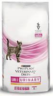 Корм ProPlan Veterinary Diets UR Feline проплав ветеринарна дієта для кішок при МКБ 350 гр