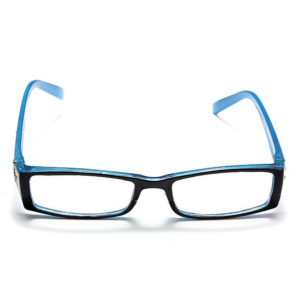 Синий женский алмазный цветок кадр дальнозоркостью очки для чтения очки 1.0 1.5 2.0 2.5 3.0 3.5 4.0 - 1TopShop