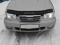 Дефлектор капота (мухобойка) HYUNDAI Trajet с 1999–2008 г.в.