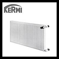 Стальной радиатор Kermi FKO 11 тип 900 х 900 Боковое подключение  (1734 Вт)