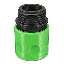 5шт Резиновый Шланг Водяной кран Адаптер Резиновый сопло Стиральная труба Quick Коннектор Набор Набор - 1TopShop, фото 3