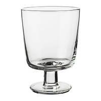 IKEA 365+    Бокал для вина, прозрачное стекло