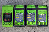 Аккумуляторы  Greenworks G MAX G40B4 40 V, фото 6