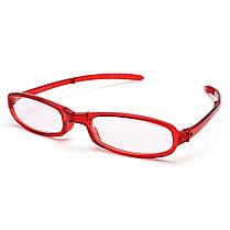 Портативный Складной Старший HD Оптический Объектив Чтение Очки с Чехол 1.0 1.5 2.0 2.5 - 1TopShop, фото 3