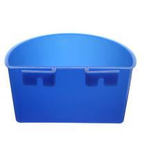 1PCS Синий висящий податчик воды Кейдж чашки Животные Пищевые миски Чашка для домашних животных - 1TopShop, фото 2