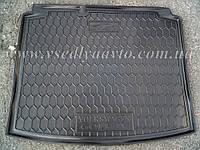 Коврик в багажник для Volkswagen GOLF 4 хэтчбек (Avto-gumm) Полиуретан