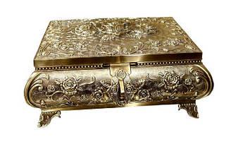 Скринька для прикраси Gold