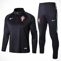 Спортивный костюм сборной Португалии (футбольный/тренировочный) сезон 2018-2019