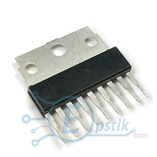AN7523N, аудио усилитель, HSIP9