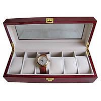 Шкатулка для хранения часов Craft 6WB.REDWOOD
