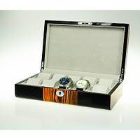 Шкатулка для хранения часов Salvadore 805-10ZSBG WD, фото 1