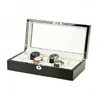 Шкатулка для хранения часов Salvadore 841-12BA WD, фото 1