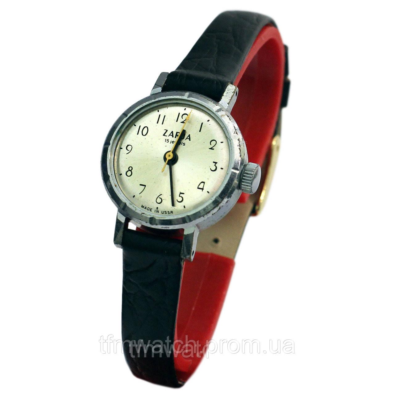 Заря продать часы стоимость часы петергоф парк работы