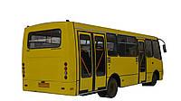 Переоборудование автобусов Богдан для перевозки людей с ограниченными возможностями , фото 1