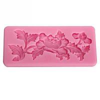 Carving силикона Fondant прессформы торта украшая прессформы Gumpaste Sugarpaste прессформы FDA LFGB - 1TopShop