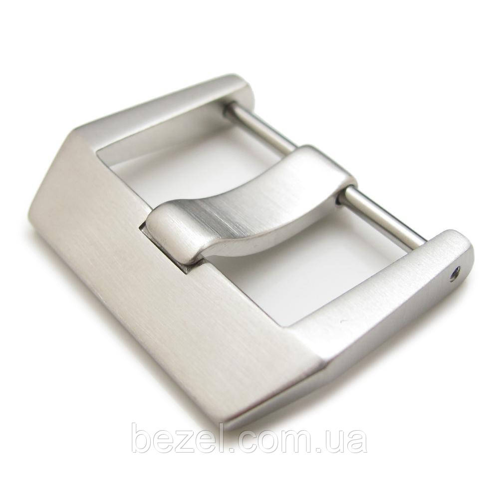 24mm or 26mm Brushed 316L Stainless Steel Screw type 6mm Tongue Buckle for Bell&Ross BR01 BR03 watchband