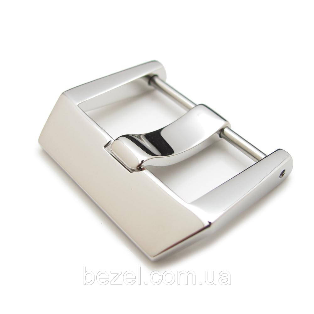24mm or 26mm Polished 316L Stainless Steel Screw type 6mm Tongue Buckle for Bell&Ross BR01 BR03 watchband