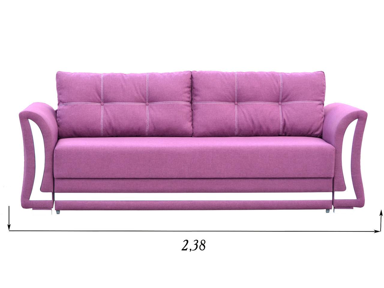 Мягкий диван Люси