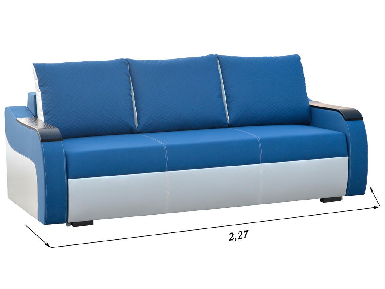 Мягкий диван Амели