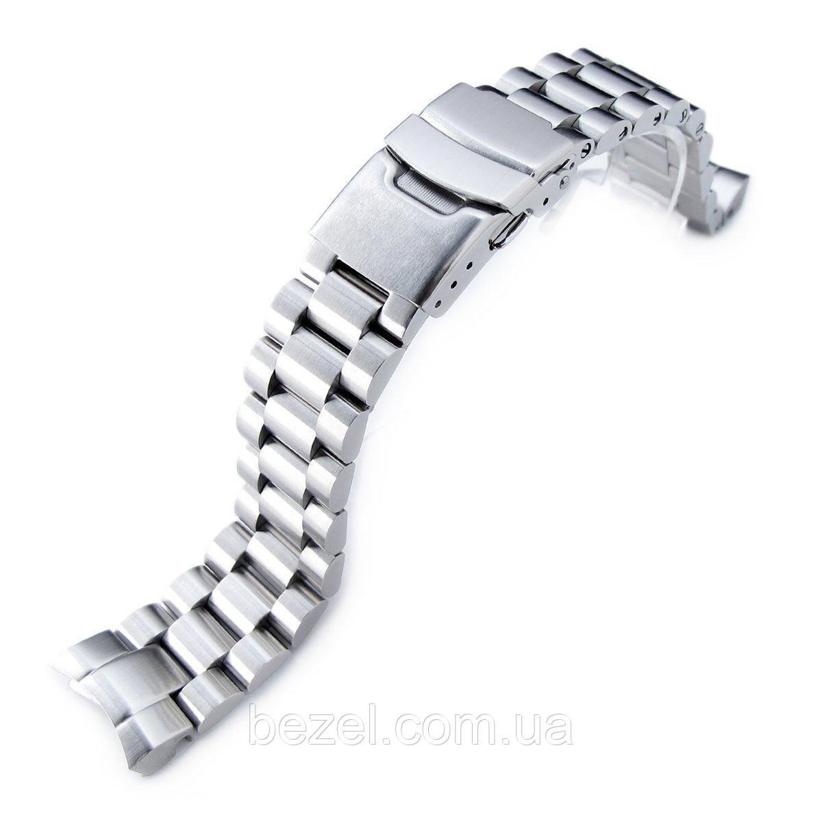 20mm Endmill watch band for SEIKO Sumo SBDC001, SBDC003, SBDC005, SBDC031, SBDC033