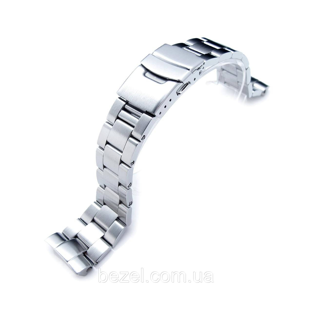 22mm Stainless Steel Super Oyster Band for SEIKO Diver 6309-7040