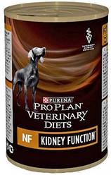 Консервований корм ProPlan Veterinary Diets NF Canine Про План дієта для собак при ХПН 400 гр