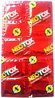 Таблетки пластины от комаров и мух Неотокс neotox, с двойным эффектом 10 шт.